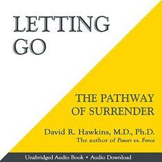 Letting Go audiobook cover art