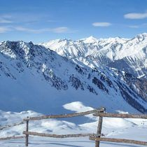 Winterwanderung im Ahrntal
