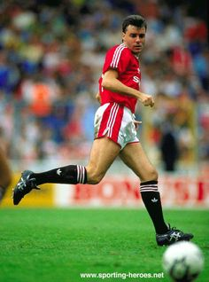 Mal Donaghy - Manchester United
