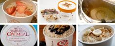 Fast-Food Oatmeal: The Good, the Bland, and the Goopy