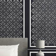 Wall Pattern Stencil Blanche Allover Stencil for Wall DIY decor and More - J BOUTIQUE STENCILS
