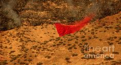 Fire Retardant : http://fineartamerica.com/profiles/robert-bales/shop/all/all/all