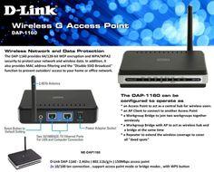 Wireless G Access Point