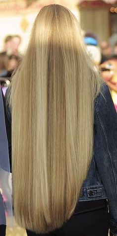 Really Blonde Hair 117