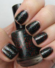 Moonside - Earthbound - Glitter Nail Polish