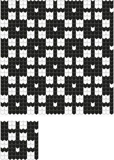 Tapestry Crochet Patterns, Intarsia Patterns, Knitting Paterns, Fair Isle Knitting Patterns, Knitting Charts, Knitting Stitches, Knitting Socks, Knit Patterns, Bead Crochet Rope