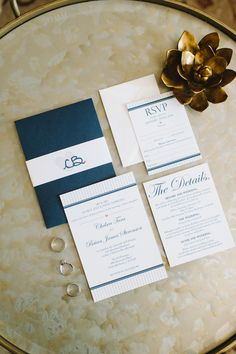 Photography: Candice Benjamin Photography - candicebenjamin.com  Read More: http://www.stylemepretty.com/california-weddings/2014/12/30/classic-navy-white-santa-barbara-wedding/