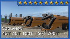 Análisis Coolamon 45T 60T 100T 150T 200T #FS17