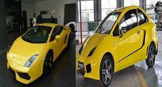Keren Nih , Di China Ada Mobil Lamborghini Murah Untuk Wujudkan Impian Kamu | Wow Kece Badai !