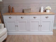 paint pine sideboard - Google Search