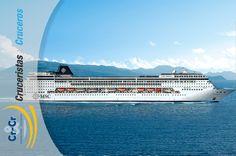 NOTICIAS DE CRUCEROS - MSC Cruceros ha anunciado hoy que reforzará su presencia en Cuba con un segundo barco