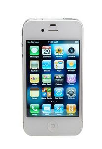 Apple iPhone 4 - 8GB - White (AT) Smartphone