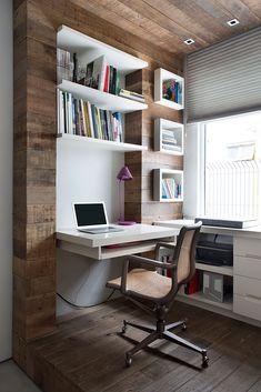 Desk In Living Room, Home And Living, Home Office Design, Office Decor, Gamer Bedroom, Nova, Interior Decorating, Interior Design, Cozy Bedroom