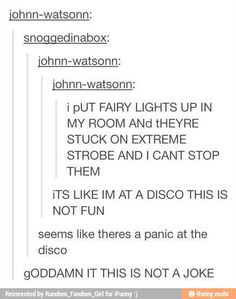 I was just listening to Panic! At the Disco