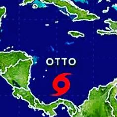So first was #Matthew on #Bonaire and now #Otto in #Bocas  Lucky me!