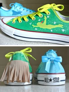 a546e2bfcc0999 disney shoes peter pan wendy darling disney shoes wdw-girl Disney Converse