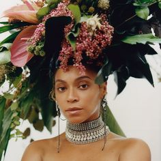 Looking for flower-crown inspo? Look no further. We've curated this season's best. Luxe Wedding, Wedding Events, Flower Power, Marc Jacobs, Bloom And Wild, Floral Headdress, Vogue Covers, Glamour, Beyonce Knowles