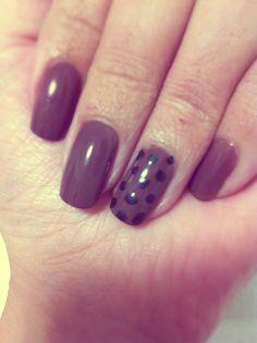 me♡ #nail #dot