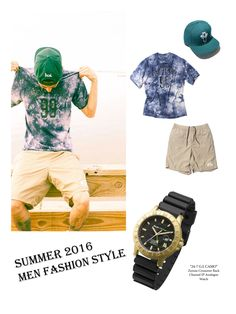 Men Fashion Style, Summer 2016. Style Matching with Zerone Watch. #MenFashion #MenStyle #Designer #Outfits #Summer2016 #BackChannel #Zerone