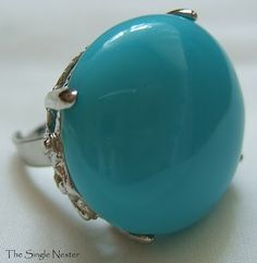 Turquoise Ring from Forever 21
