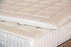 O protetor de colchão Mindol Topper Nature Látex é o complemento perfeito para um colchão ainda mais confortável.