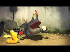 75 76 [HD] Larva - Chicken Pollito Completo 2 Capitulos Dibujos Animados Multumedia 3D Animales