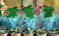 www.creativapartydesign.com Mermaid party Fiesta Sirena