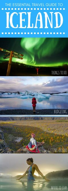 Everything you need to know about traveling in Iceland | #Icelandguide #Iceland