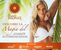 Descubre la magia del bronceado con Beauty Bronze. Visítanos  http://beautybronze.com