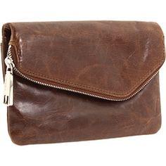 Vintage leather clutch - Hobo International