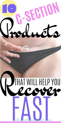 C-Section Recovery Products - C-section Recovery Products! Did you just have a cesarean section and want to heal fast? C Section Belly, Post C Section, C Section Scars, Postpartum Belly, Postpartum Care, Postpartum Recovery, C Section Recovery, C Section Healing, Breastfeeding After C Section