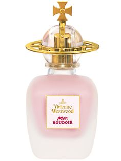 The Cosmo Beauty Lab test new perfumes to find your perfect partner for Autumn Winter 2013: Vivienne Westwood Mon Boudoir