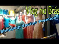 Onde comprar Vestidos de Festa no Brás -  - YouTube