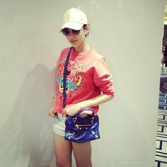 @warattaya carries Balenciaga city bag at Balenciaga level M, Siam Paragon (for more info. T.026109255) - @Club21 Thailand