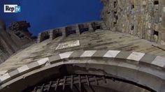 Castello d'Albertis, andar (di notte) a scoprire i passaggi segreti
