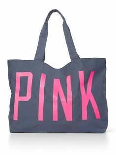 Oversized Tote Bag PINK  $19.50 Gym bag?