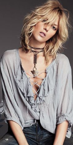 Anja Rubik - Free People
