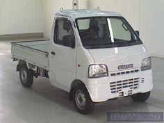 2001 SUZUKI CARRY TRUCK  DB52T - http://jdmvip.com/jdmcars/2001_SUZUKI_CARRY_TRUCK__DB52T-4s49kRqMm3cUrA-2044