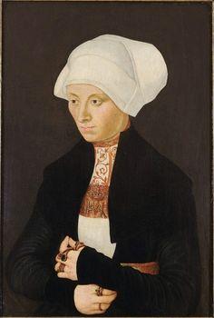 Lucas Cranach the Elder, Portrait of a woman