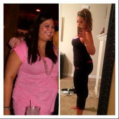 Carly H Castillo has lost 54 pounds already and is loving her Body by Vi Challenge! #visalus #bodybyvi #weightloss