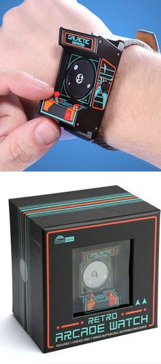 21340dc9a721 A tiny arcade cabinet on your wrist