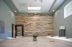 Conference room at Athens Church - Athens, GA (designed by a partner at Equip Studio while at a previous firm).
