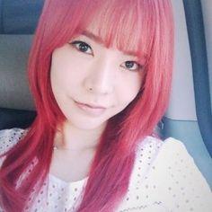 girls-generation-sunny-red-hair