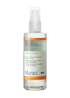 Murad Essential-C Toner 6 oz    $26.00 -just joined my everyday routine. feels good, so far.