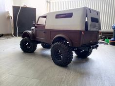 Rc Model, Jeeps, Monster Trucks, Cars, Vehicles, Rolling Stock, Autos, Jeep, Vehicle