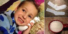 Calzino di sale: il rimedio naturale contro il mal d'orecchio - greenMe