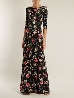 Click here to buy Erdem Valentina floral-print dress at MATCHESFASHION.COM