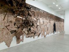 Leonardo Drew - Reviews - Art in America