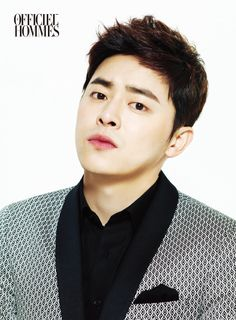 Jo Jung Seok's Pouty L'Officiel Hommes Pictorial Asian Actors, Korean Actors, Jealousy Incarnate, Oh My Ghostess, The King 2 Hearts, Cho Jung Seok, Jo In Sung, Good Kisser, Kim Woo Bin