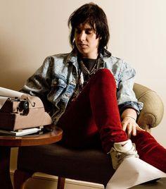 Music & Menswear: Julian Casablancas